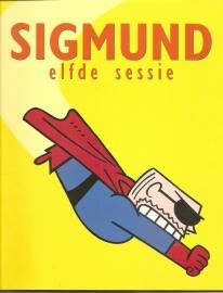 """Wit, Peter de: """"Sigmund, elfde sessie""""."""
