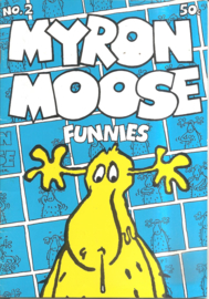 Myron Moose Funnies