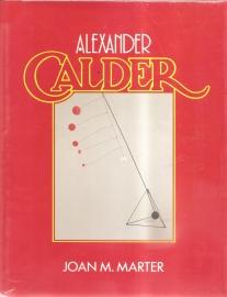 """Calder, Alexander: """"Alexander Calder"""", door Joan Marter"""