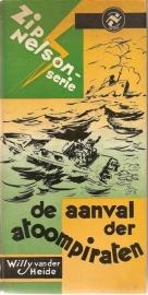 """Heide, Willy van der: """"De aanval der atoompiraten""""."""