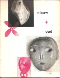 Catalogus stedelijk Museum 136: Nieuw + Oud (gereserveerd)
