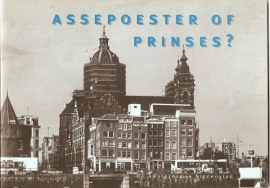 """Kolk, Wouter van der (voorwoord): """"Assepoester of prinses?"""