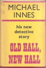 Innes, Hammond: Old Hall, New Hall
