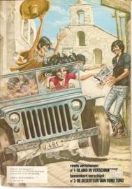 """Archie Cash 2: """"Carnaval der ontzielden""""."""