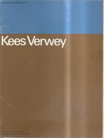 catalogus Stedelijk Museum 645: Kees Verwey