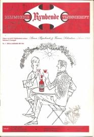 Blijmoedig Rijnbende Tijdschrift; mei 1961