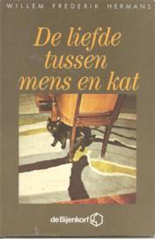 Hermans, W.F.: De liefde tussen mens en kat.