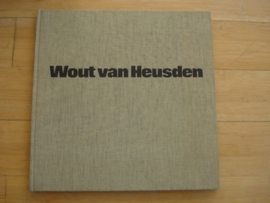 """Heusden, Wout van:  """"Wout van Heusden"""" (gesigneerd; inclusief originele ets)"""