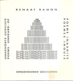 Ramon, Renaat: Ongehoorde gedichten