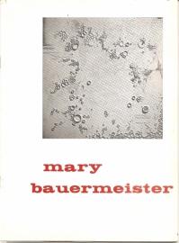 Catalogus Stedelijk Museum 311: Karlheinz Stockhausen & Mary Bauermeister.