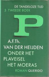 Heijden, A.F.Th. van der: Onder het plaveisel het moeras
