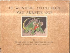 Arretje Nof, de wondere avonturen van, nr. III