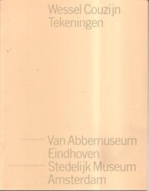 Catalogus Stedelijk Museum 605: Wessel Couzijn.