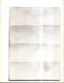 catalogus Stedelijk Museum 539: Jan Schoonhoven