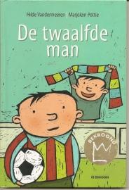 """Vandermeeren, Hilde: """"De twaalfde man""""."""