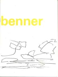 Catalogus Stedelijk Museum 513: Gerrit Benner