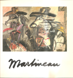 Martineau, Anton: Catalogus Galerie Willy Schoots