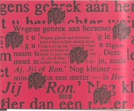 Bliksemberichten no. 7 (Ron Boonstra)