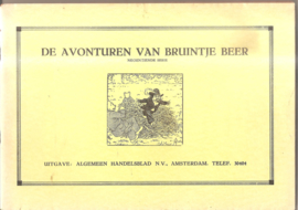 Bruintje Beer negentiende serie
