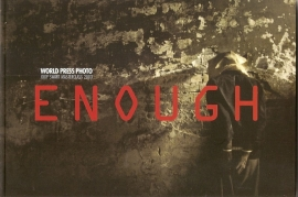 "World Press Photo 2003: ""Enough"""