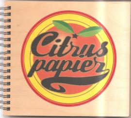Blom, Thomas: Citrus papier