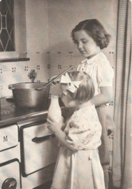Keukenprinsesjes