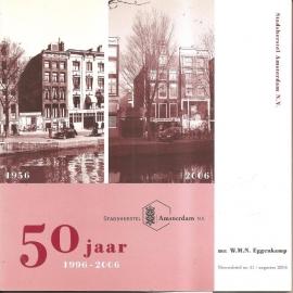 Vereniging Vrienden van Stadsherstel: 50 jaar 1956-2006