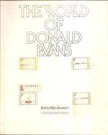 "Evans, Donald; ""The world of Donald Evans'"