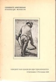 Catalogus Stedelijk Museum, zonder nummer: Vincent van Gogh en zijn tijdgenooten1930