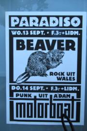 Paradiso: Beaver / Motorboat (punk uit Amsterdam)