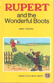 Tourtel, Mary: Rupert and the Wonderful Boots