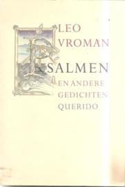 Vroman, Leo: Psalmen en andere gedichten