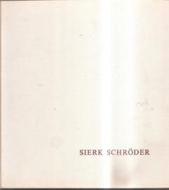 Schröder, Sierk (gesigneerd, met opdrachtje)