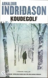 """Indridason, Arnaldur: """"Koudegolf""""."""