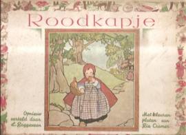 """Roggeveen, L. : """"Roodkapje"""""""