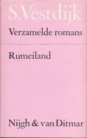 """Vestdijk, Simon: """"Rumeiland""""."""