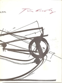 "Catalogus Stedelijk Museum 545: ""Tinguely"""
