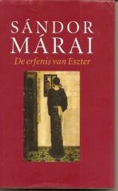 """Marai, Sandor:  """"De erfenis van Eszter""""."""