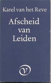 """Reve, Karel van het: """"Afscheid van Leiden"""". *"""