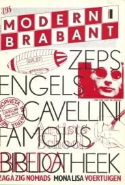 Modern Brabant, 1e jaargang nr. 1 (gereserveerd)