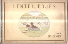 Cramer, Rie: Lenteliedjes