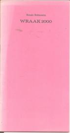 Rubinstein, renate: Wraak 2000 (gesigneerd)