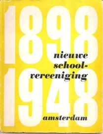 """Klerk, Joost de; """"Nieuwe Schoolvereniging Amsterdam""""."""