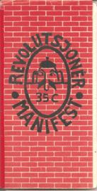 Revolutsjonèr manifest of het nederlandse roje boekje
