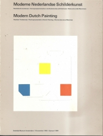 Catalogus Stedelijk museum zonder nummer: Modern Dutch Painting