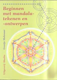 Molenaar, G. : Beginnen met mandalatekenen en -ontwerpen