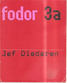 Diederen, Jef: catalogus Fodor