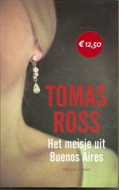 """Ross, Tomas: """"Het meisje uit Buenos Aires""""."""
