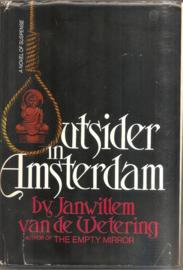 Wetering, Janwillem van de: Outsider in Amsterdam