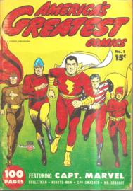 America's Greatest Comix no. 1 (reprint)